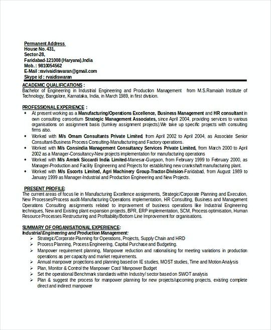 production manager resume template professional applying for job without great marketing Resume Article Assistant Resume
