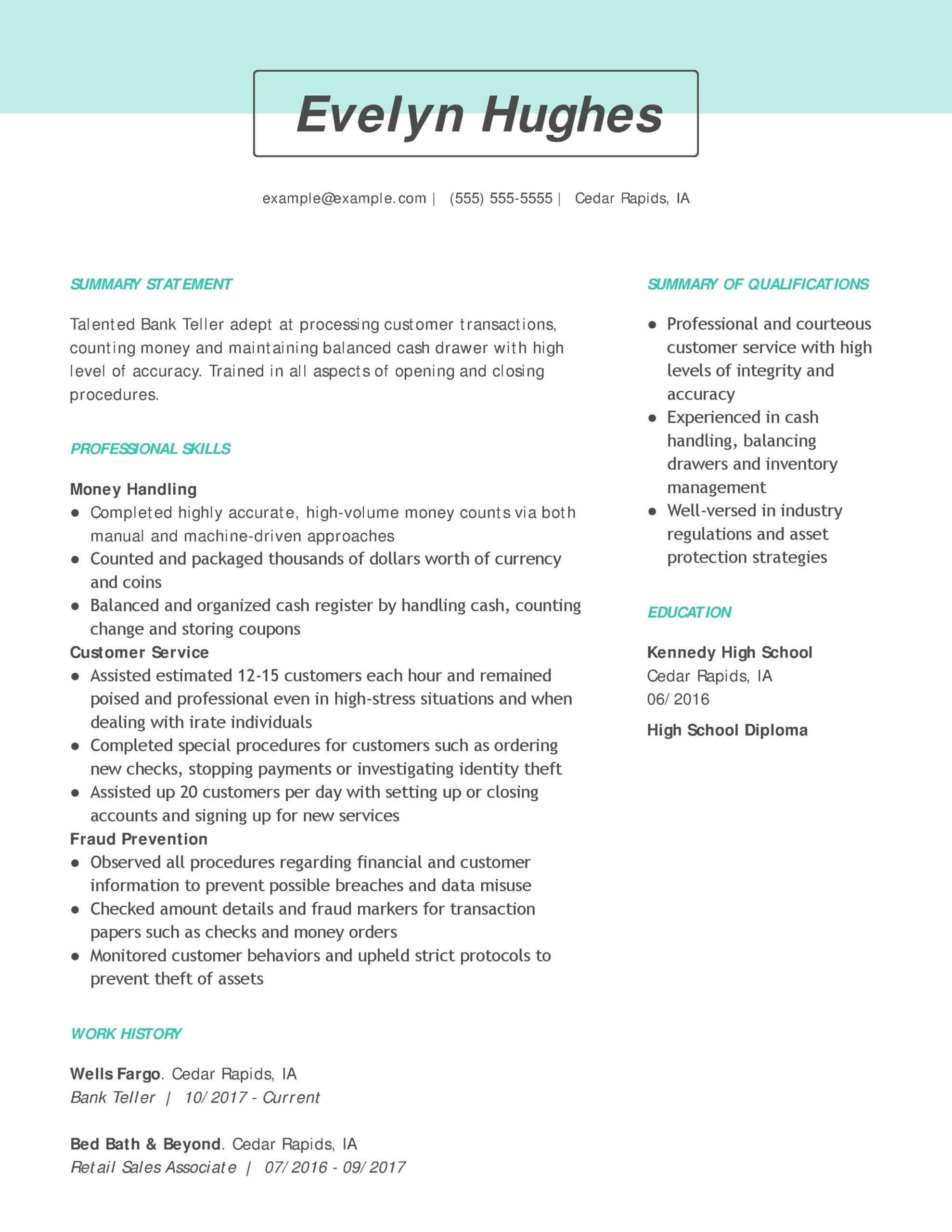 professional banking resume examples livecareer now americas builder banker emphasized Resume Resume Now Americas 1 Resume Builder