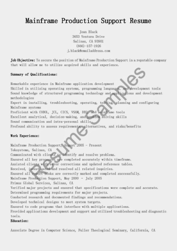 professional essay writers academic experts getting started with your thesis or mainframe Resume Sample Mainframe Resume