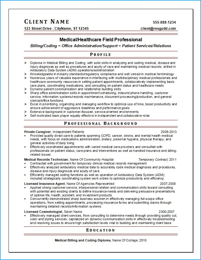 professional resume writers for nurses nursing and health care writing medical guild Resume Professional Medical Resume Writers