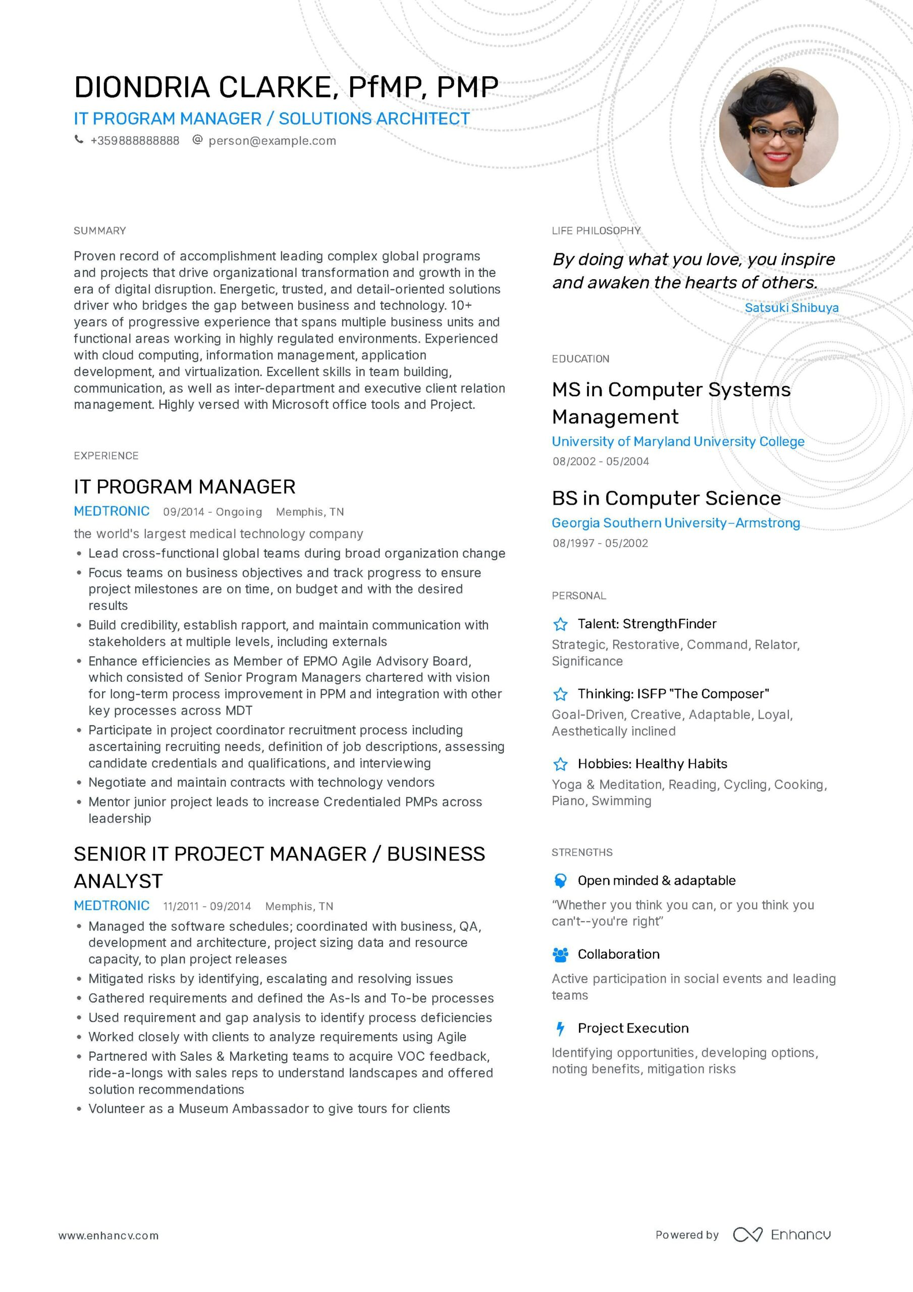 program manager resume example and guide for examples programme template software Resume Program Manager Resume Template