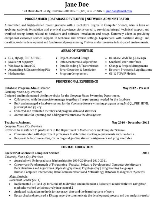 programmer database developer network administrator resume template premium samples Resume Network Administrator Resume Template