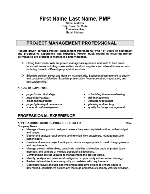 project engineer resume template premium samples example completion design format best Resume Completion Engineer Resume