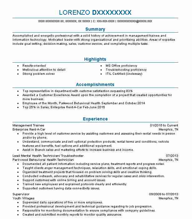 purchase trainee resume fresher and engineer jobs format for management federal guidebook Resume Resume Format For Management Trainee