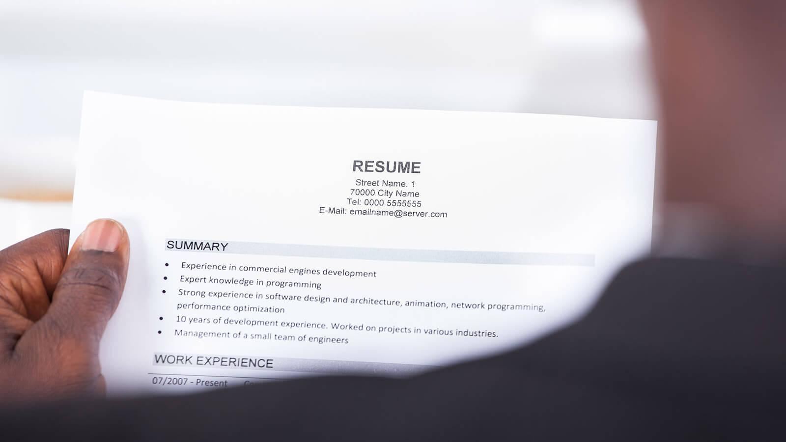 reading beyond the written resumes resume software priya tafep talks nov column generic Resume Resume Reading Software