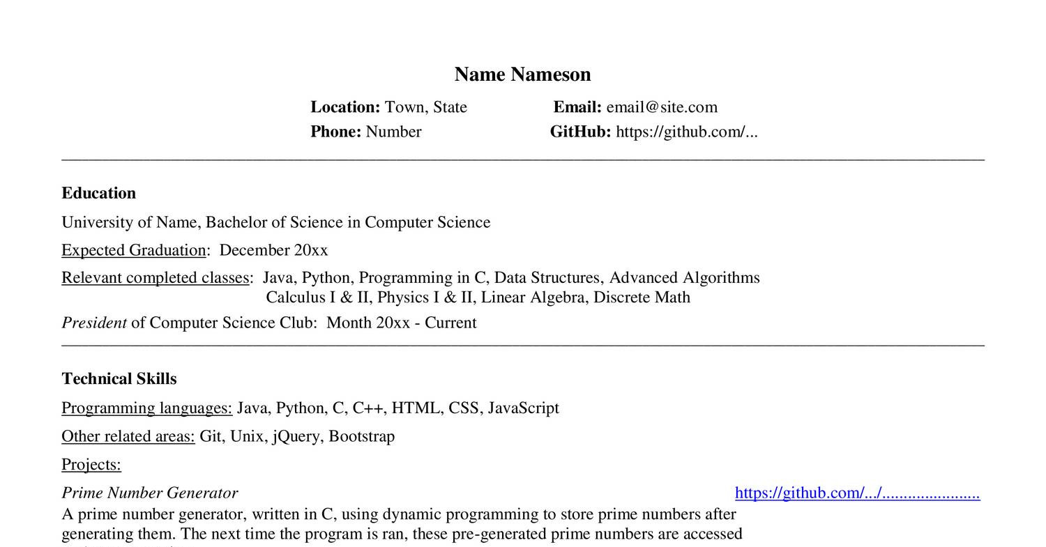 reddit resume new docdroid programming projects for pdf responsibility examples software Resume Programming Projects For Resume Reddit