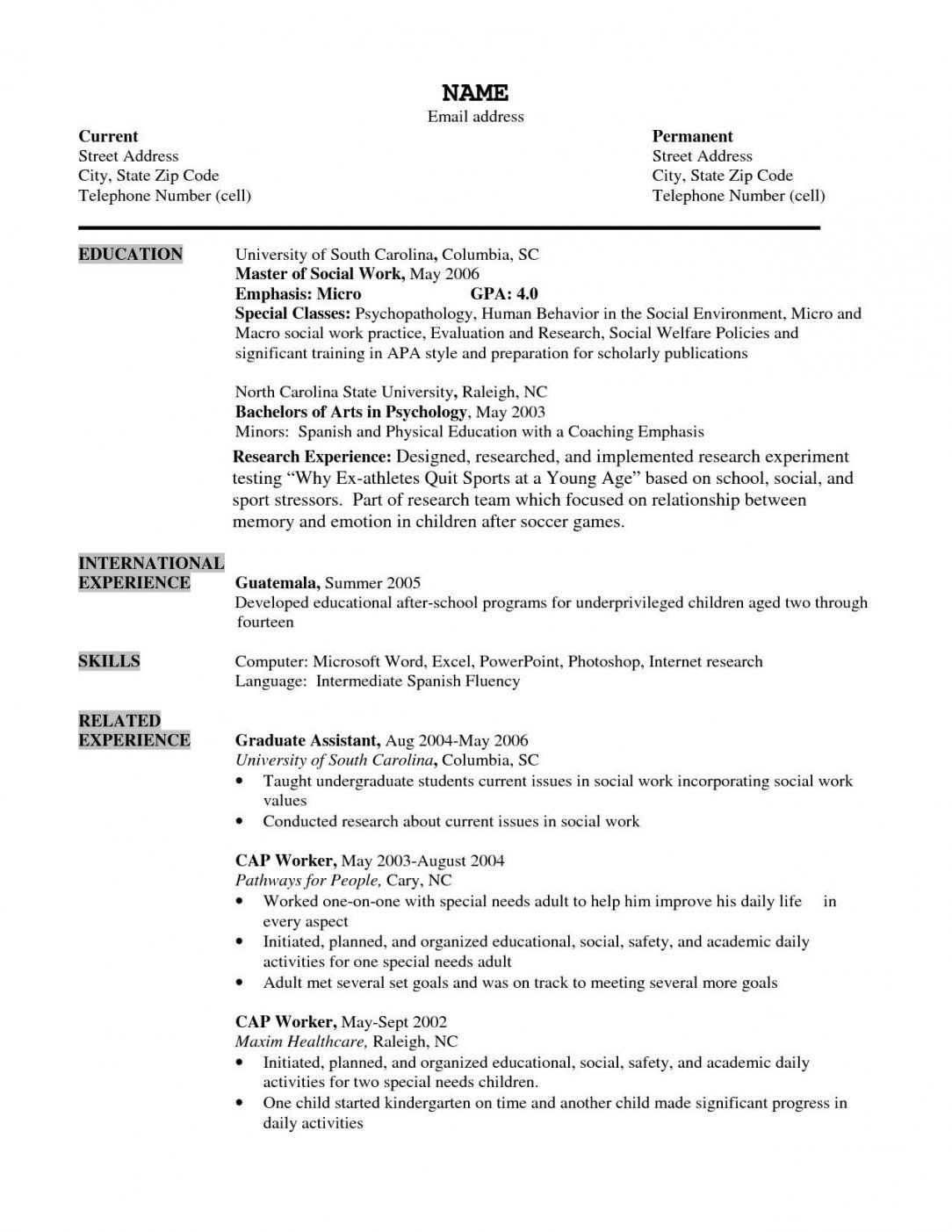 resume examples for older workers cover letter job sample seekers of operations executive Resume Sample Resume For Older Job Seekers