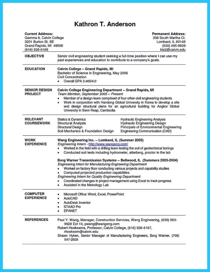 resume for college student with little experience downloadable free templates waitress Resume Resume For College Student With Little Experience