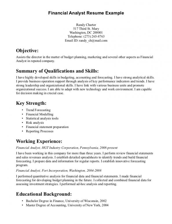 resume for entry level financial analyst resumesdesign business finance juicer job Resume Entry Level Finance Resume