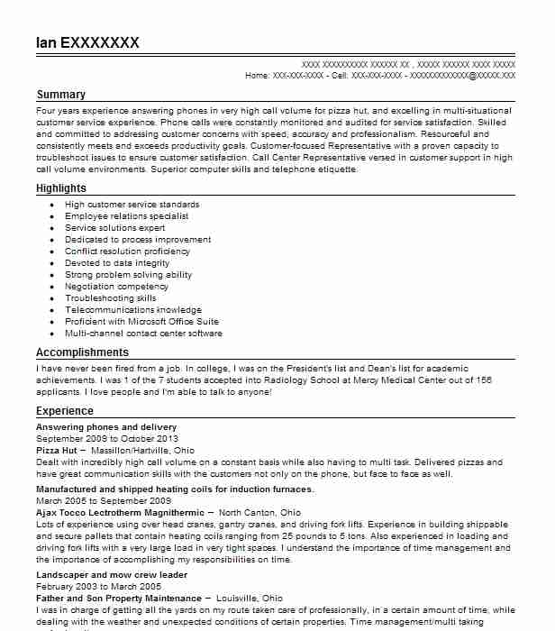 resume for museum internship career counseling and writing biodata format job learning Resume Answering Phone Calls Resume