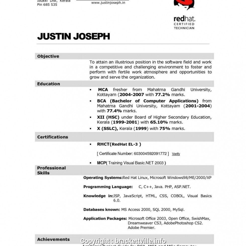 resume format kerala free best pattern template oracle sample for years experience Resume F Pattern Resume Template