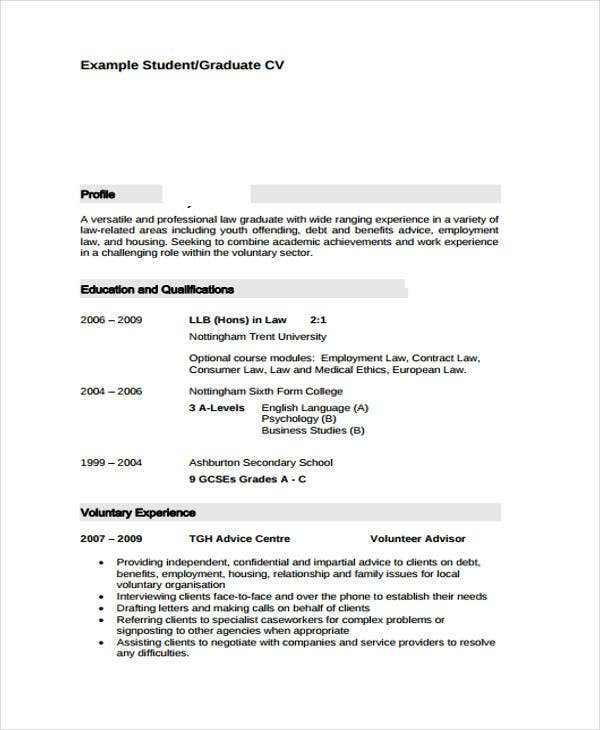 resume formats in pdf free premium templates types of format for graduate student Resume Types Of Resume Pdf