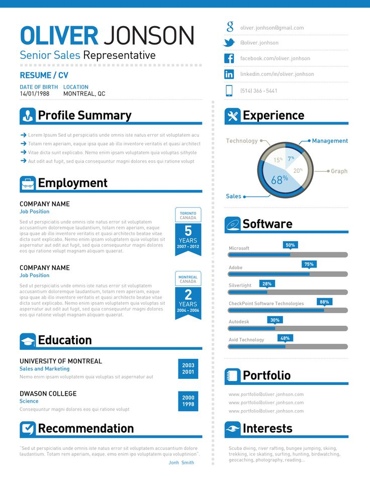 resume infographic creative state of the art resumes now available through eximius Resume Creative Skills For Resume