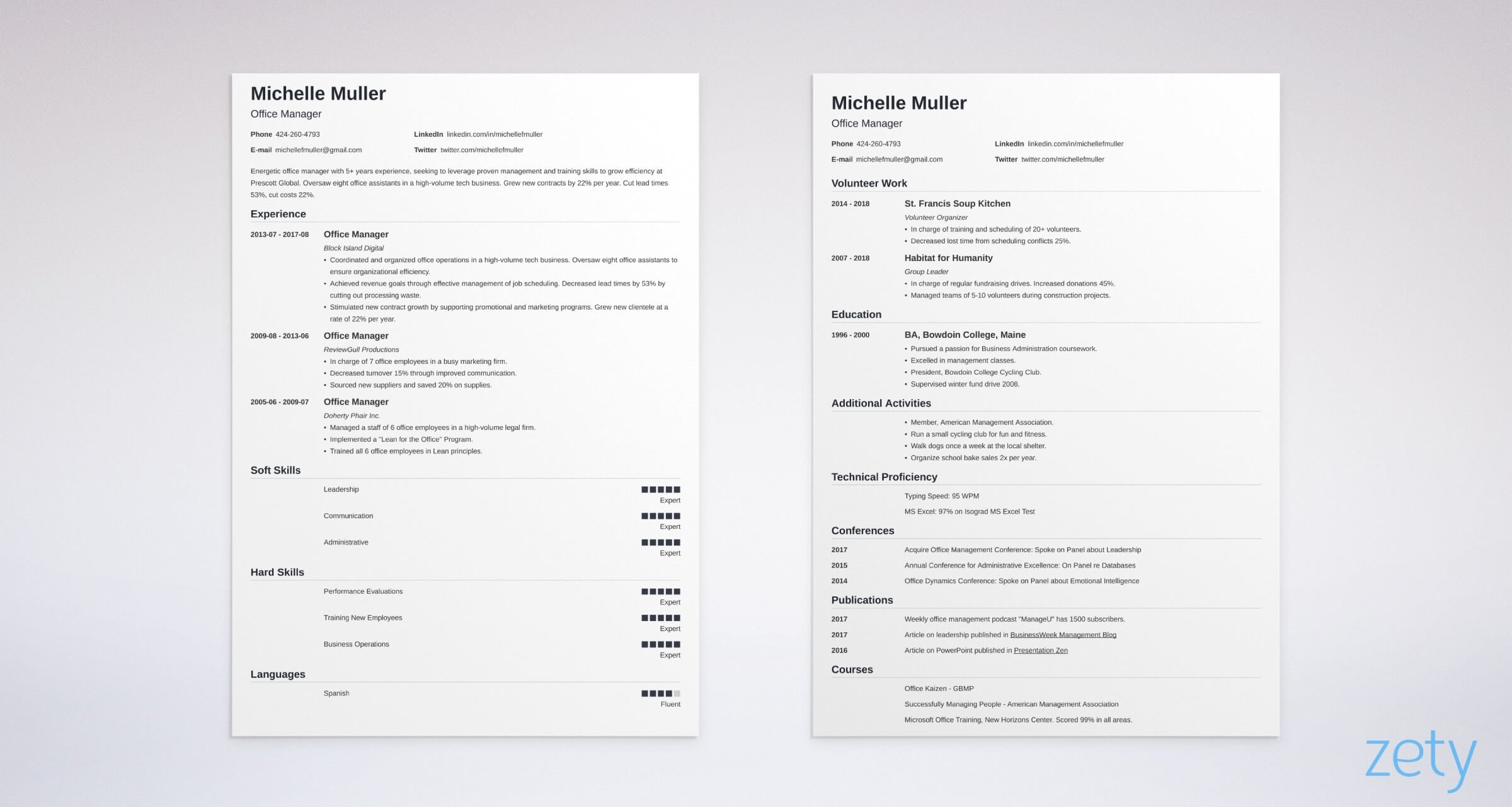 resume it crush your chances format tips two nanica1 mwd field engineer embedded software Resume 2 Page Resume Format