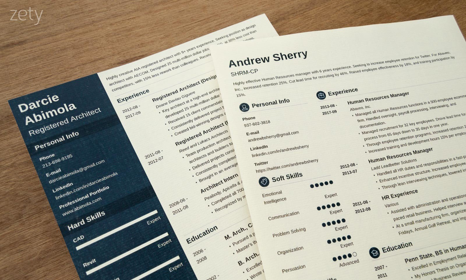 resume paper type of is best for photos standard size laid education on your traits Resume Standard Size Of Resume Paper
