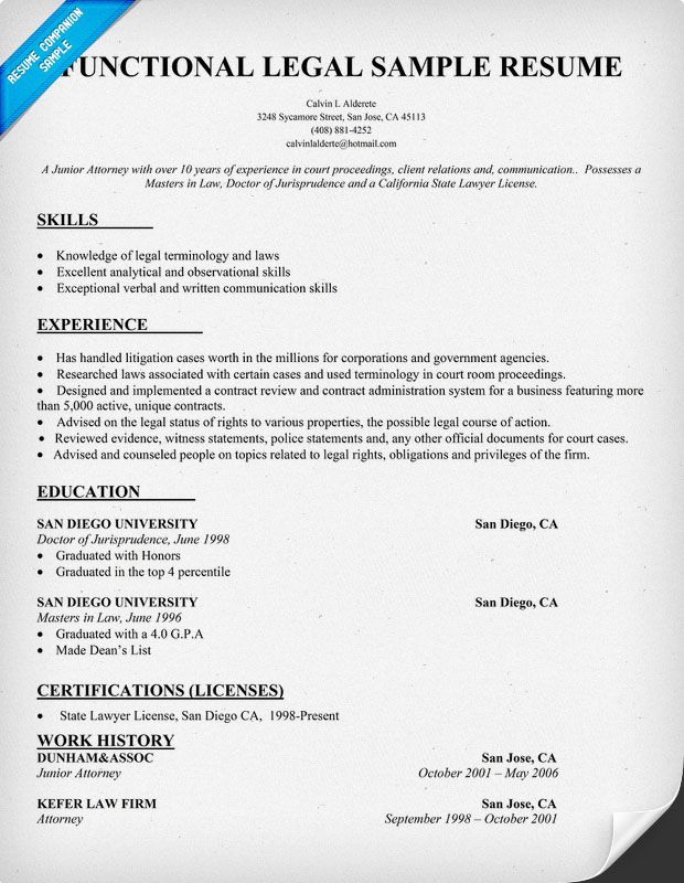 resume samples and to write companion examples student template format for law graduates Resume Resume Format For Law Graduates