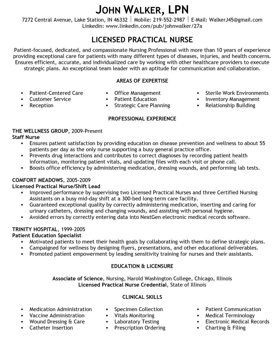 resume samples nursing examples lpn retail manager metal fabrication guaynabo pri music Resume Lpn Nursing Resume Examples