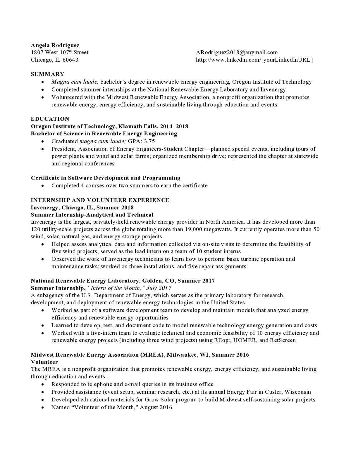 resume samples templates examples vault sample for energy engineer cresfuenergy20 advance Resume Sample Resume For Energy Engineer