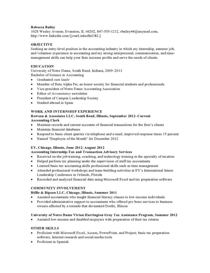 resume samples templates examples vault template for entry level position crescoact19 Resume Sample Resume For Entry Level Jobs