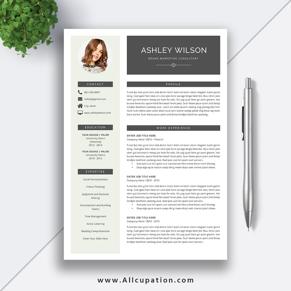 resume templates college grads can make their resumes stand out allcupation optimized for Resume Resume Templates That Stand Out