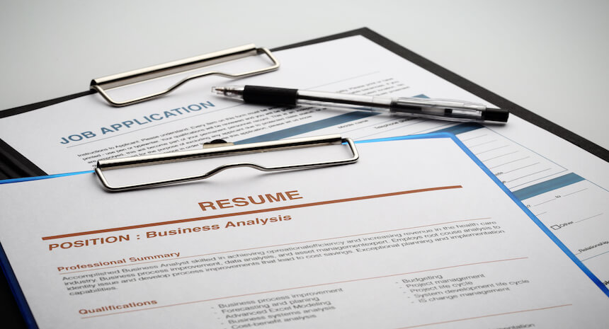 resume tips to target your the job now application you are applying for simple layout Resume Resume Target Job Application