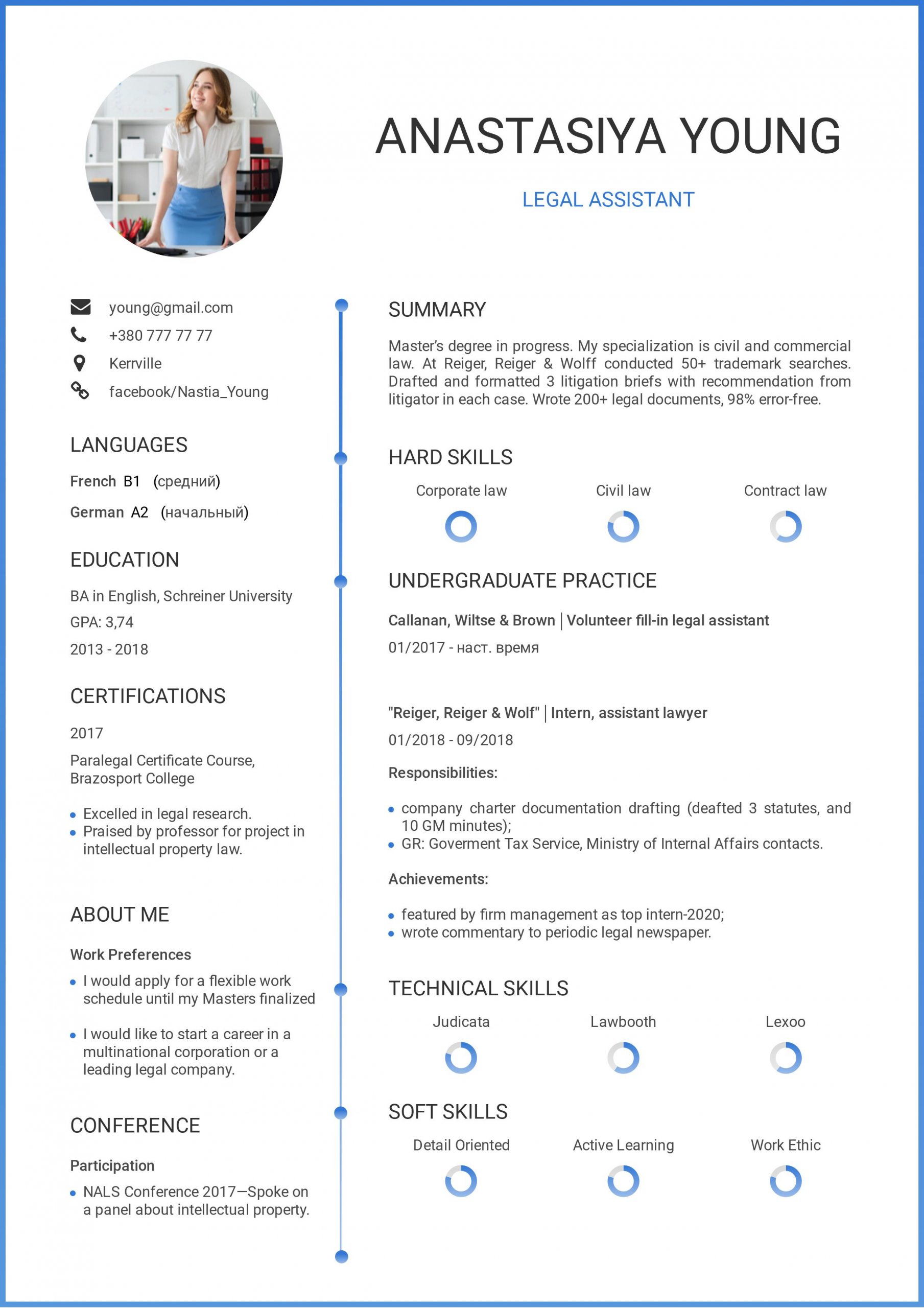 resume with no work experience sample for students cv2you blog college student little eng Resume Resume For College Student With Little Experience