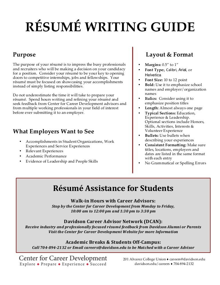 resume writing service nc professional services in estate rsumwritingguide phpapp01 Resume Real Estate Resume Writing Services