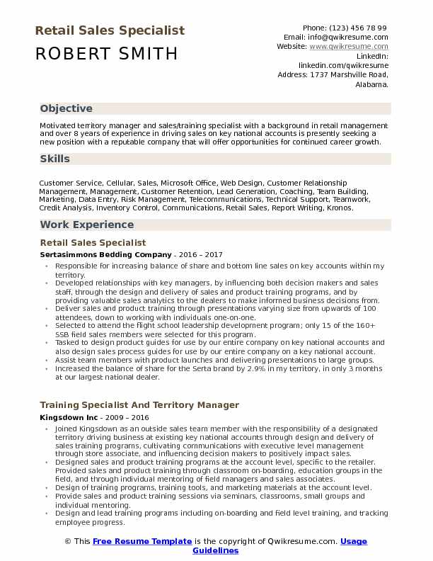 retail specialist resume samples qwikresume examples pdf human resources assistant Resume Retail Sales Resume Examples