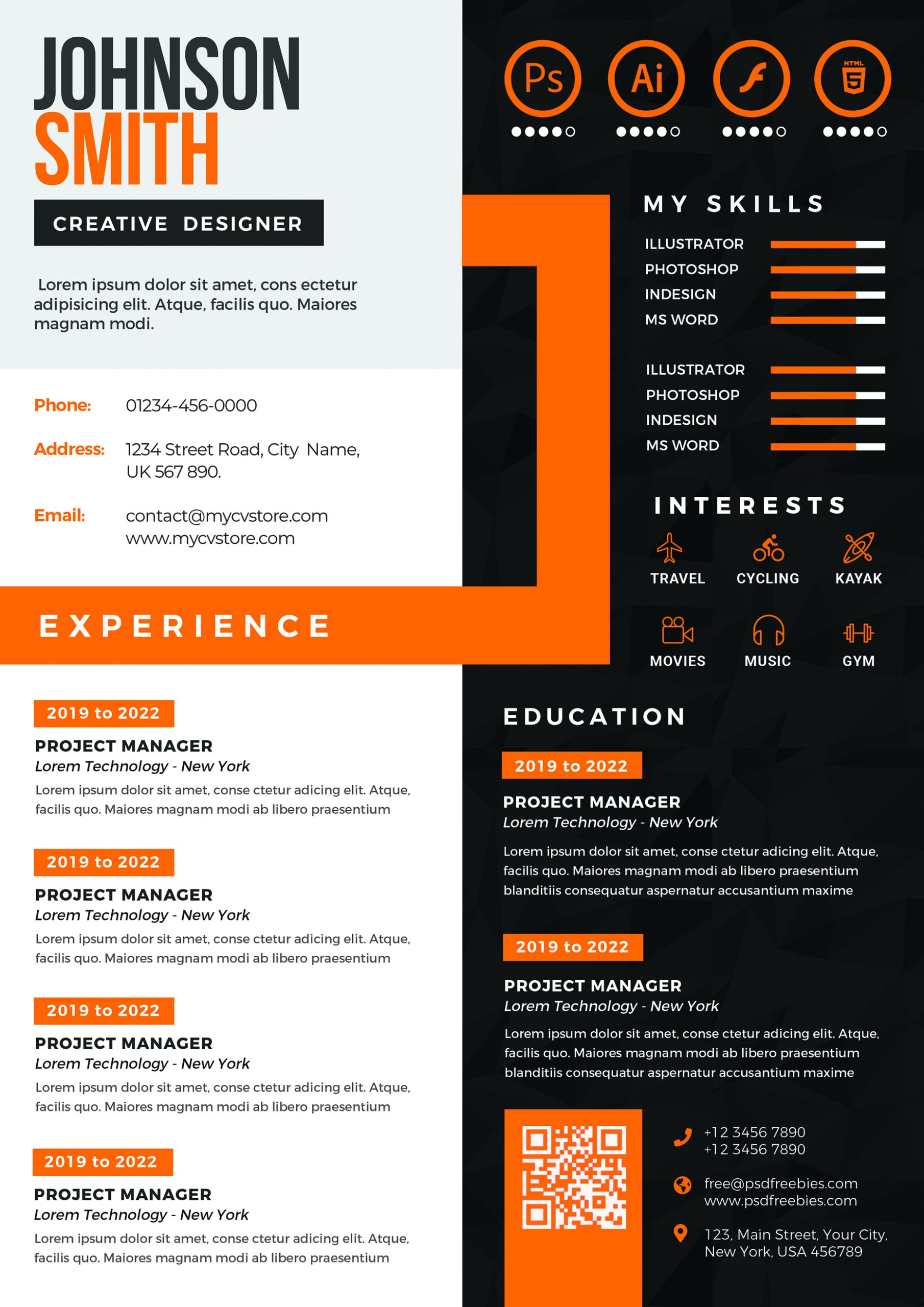 sample assistant project manager resume modern professional cv templates get your winning Resume Assistant Project Manager Resume