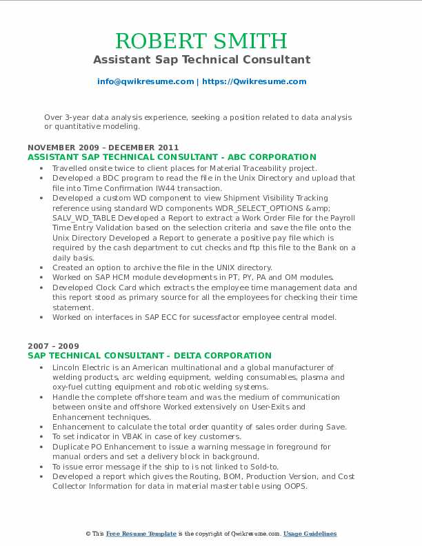 sap technical consultant resume samples qwikresume functional pdf include on oracle rac Resume Sap C4c Functional Consultant Resume