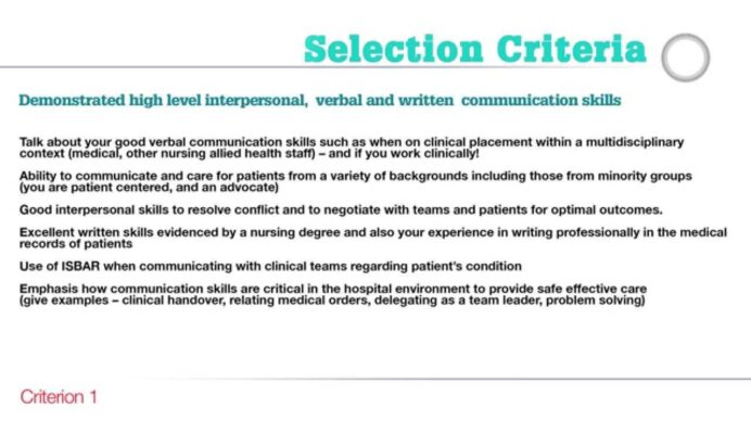 selection criteria writing service wa resume in perth examples big data for year Resume Resume Selection Criteria Examples