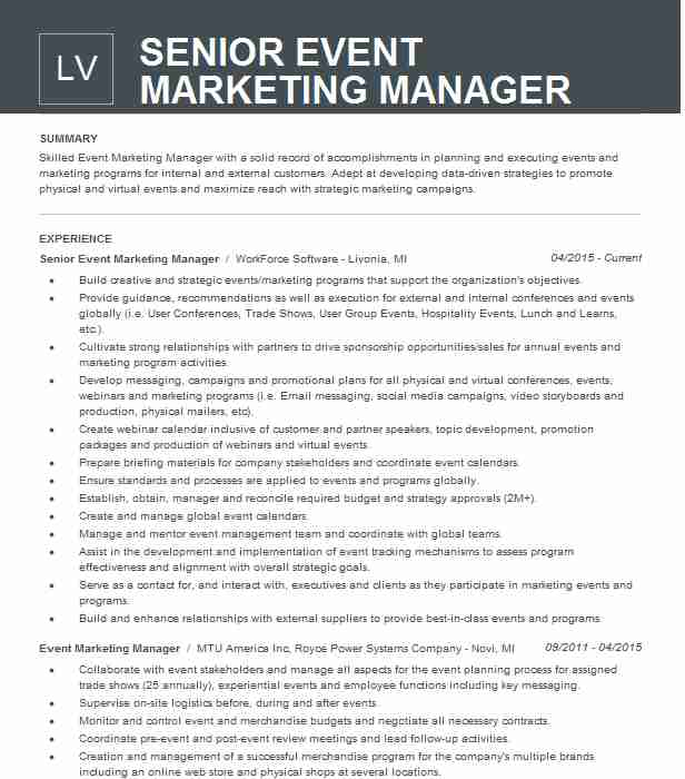 senior event manager resume example hilton new kenner coordinator riverdale saison youth Resume Senior Event Coordinator Resume