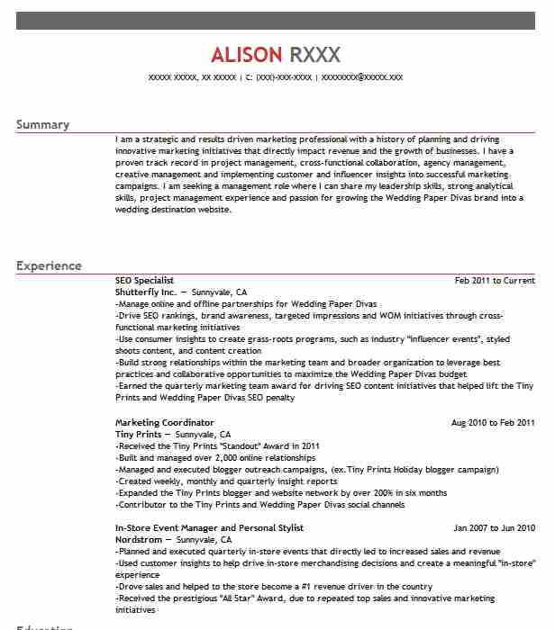 seo specialist resume example resumes misc livecareer search optimization cnc operator Resume Resume Search Optimization