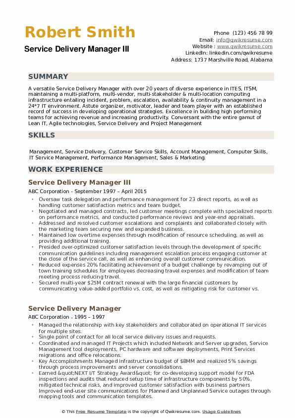 service delivery manager resume samples qwikresume pdf quality control auditor listing Resume Cloud Service Delivery Manager Resume