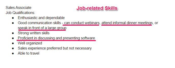 skills for resume best of examples all jobs personal attributes to put on professional Resume Personal Attributes Examples For Resume