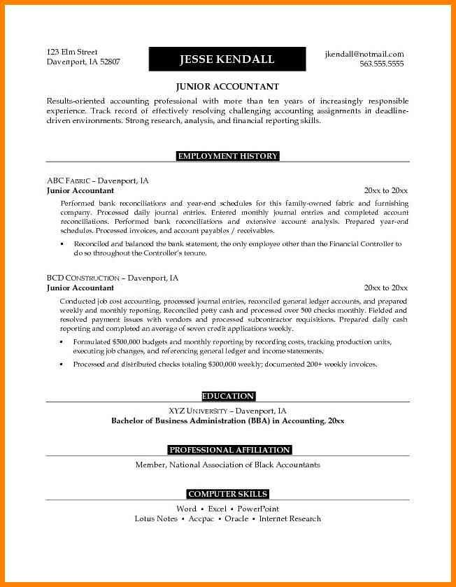 staff accountant resume objective sample senior examples statement statements for Resume Resume Objective Statements For Accounting
