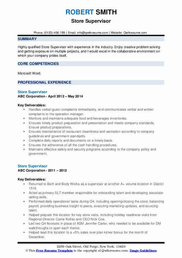 store supervisor resume samples qwikresume grocery manager pdf ssis for years experience Resume Grocery Store Manager Resume