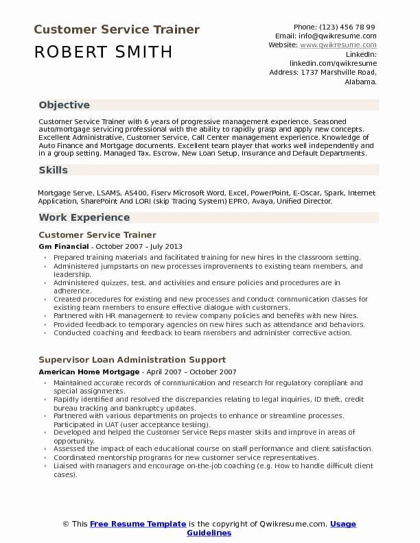 strong resume headline examples beautiful customer service trainer samples professional Resume Customer Service Headline For Resume
