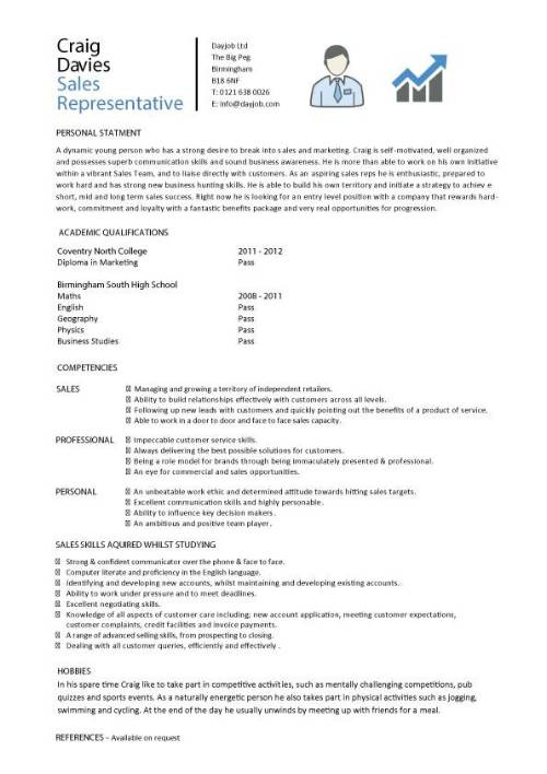 student entry level representative resume template writing for position pic sap Resume Writing A Resume For A Sales Position
