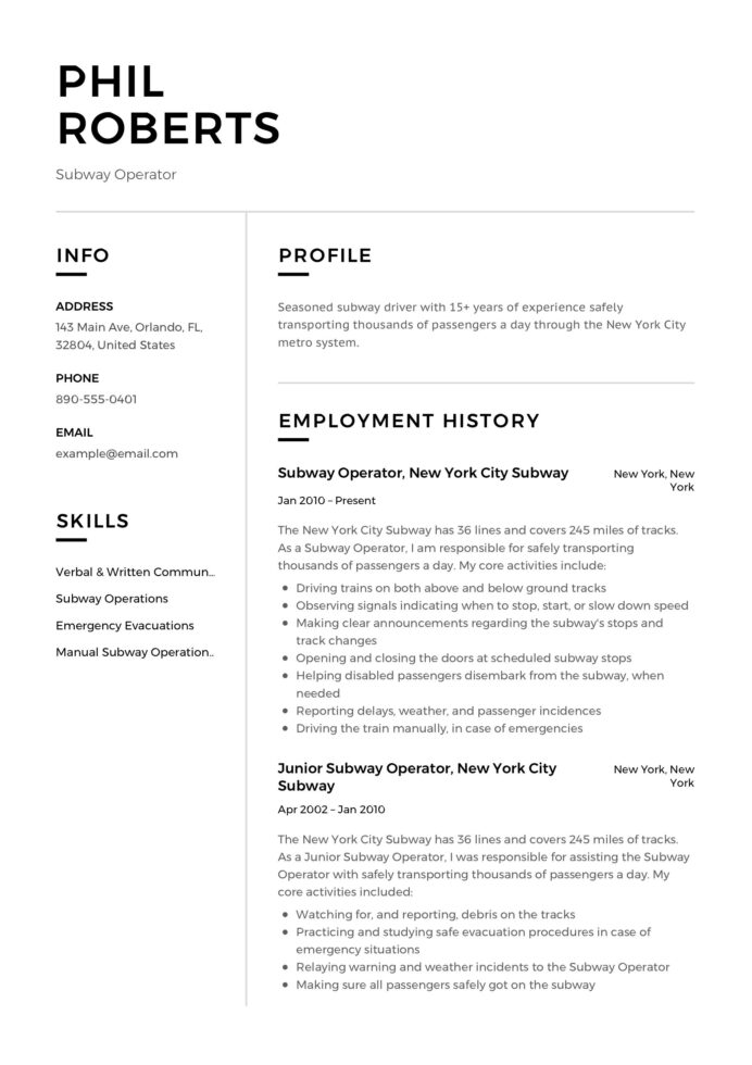 subway operator resume template examples professional free assistant manager job Resume Subway Assistant Manager Job Description Resume