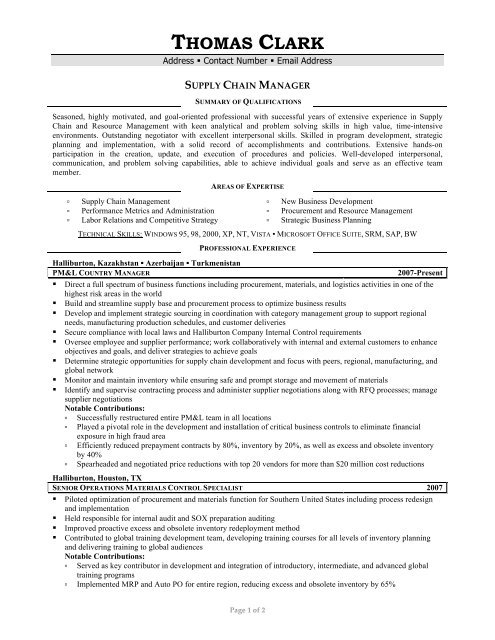 supply chain manager resume prime summary for cabin crew melbourne template social worker Resume Supply Chain Manager Resume