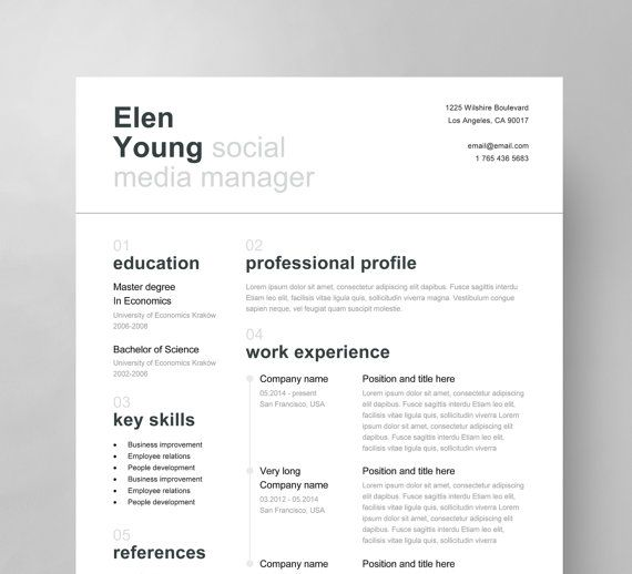 swiss resume template cover letter reference clean creative modern downloadable Resume Swiss Resume Template Google Docs