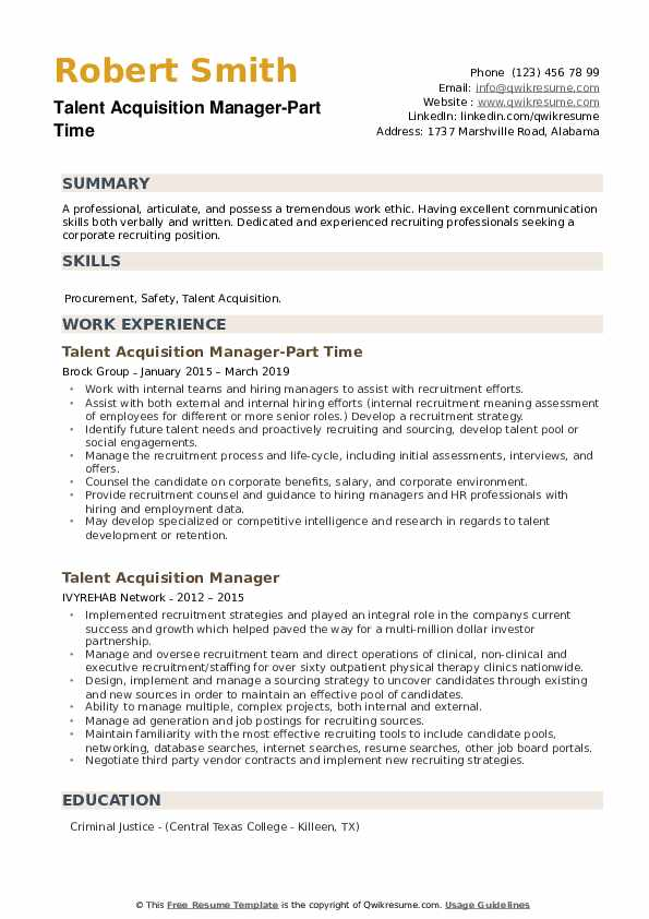 talent acquisition manager resume samples qwikresume pdf skills paragraph for Resume Talent Acquisition Manager Resume