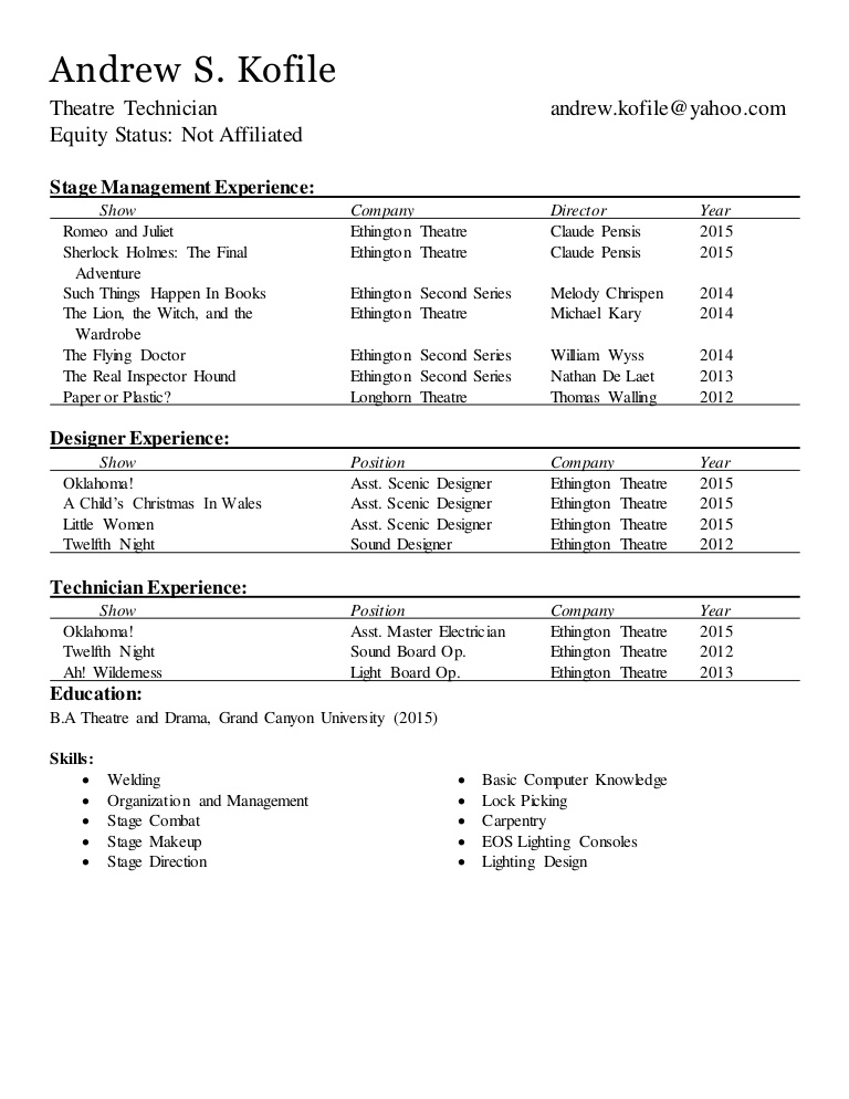 technical resume no references on or not lva1 app6891 thumbnail skills for admin Resume References On Resume Or Not