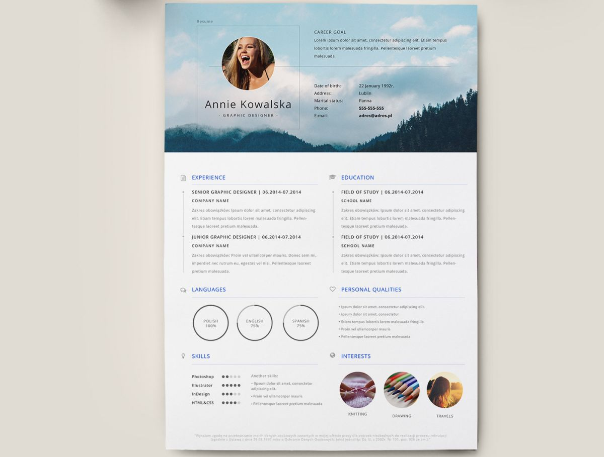the best free resume templates creative bloq awesome wpsgydr4mtpr6zmywjx4am claims Resume Awesome Resume Templates Free