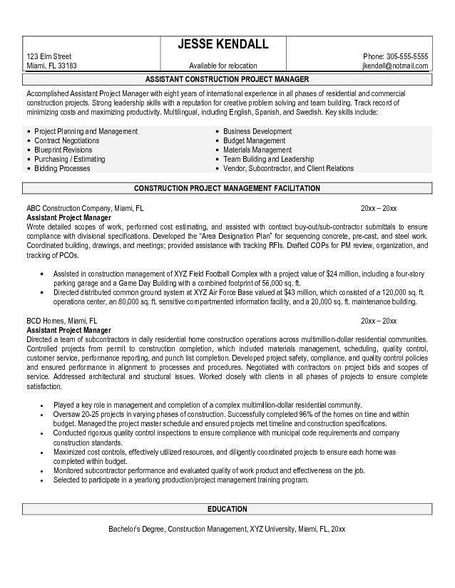 the best ideas for buzzwords resume project manager objective examples management Resume Project Management Buzzwords For Resume