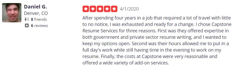 the best resume writers in edition capstone services reviews yelp review creative graphic Resume Capstone Resume Services Reviews