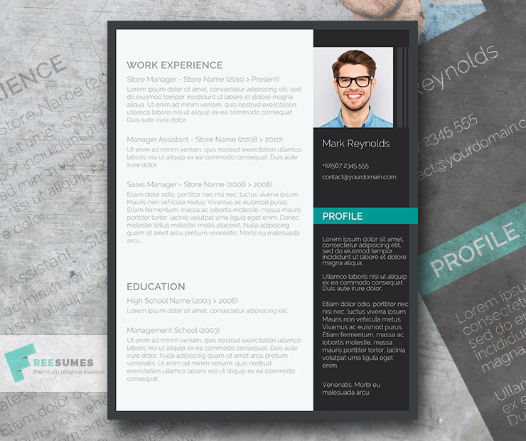 the modern professional free ultra creative cv template freesumes and resume templates Resume Professional And Creative Resume Templates