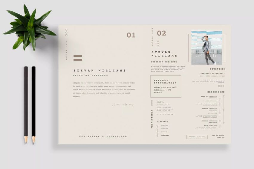 the most creative resume designs ever design inspiration meeting minutes create for Resume Resume Design Inspiration 2020