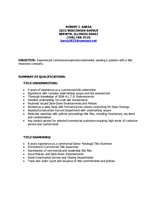 title resume for experienced accounting sample word document guide retail associate Resume Resume Title For Experienced